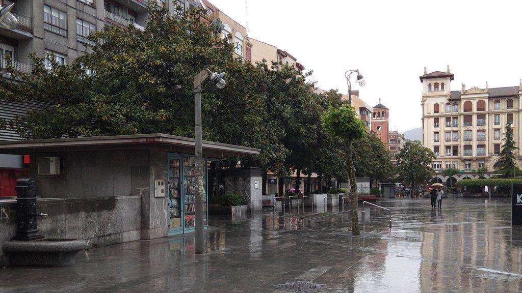 Las lluvias, tormentas, vientos y el descenso de las temperaturas regresan a España