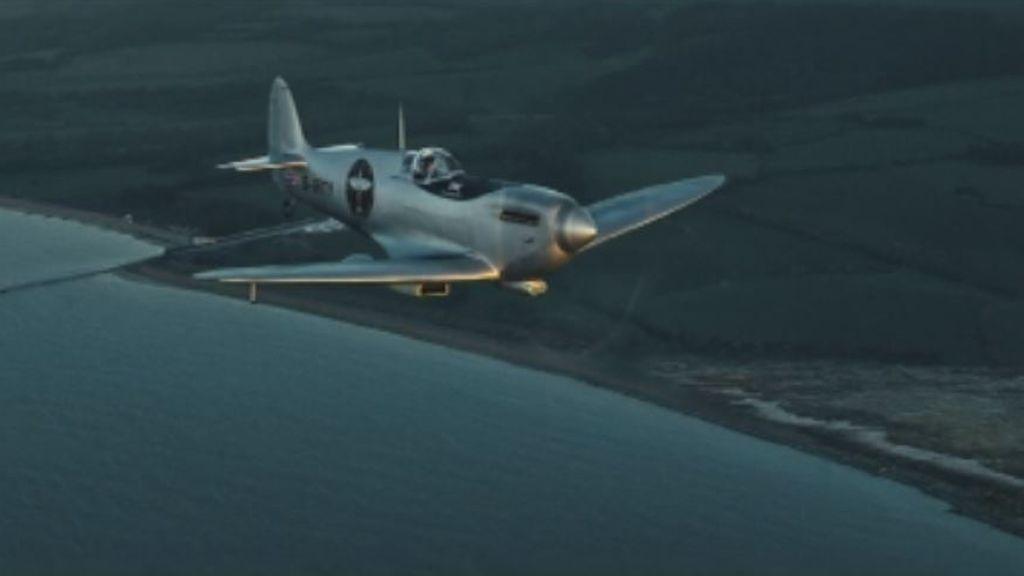 Vuelta al mundo en Spitfire