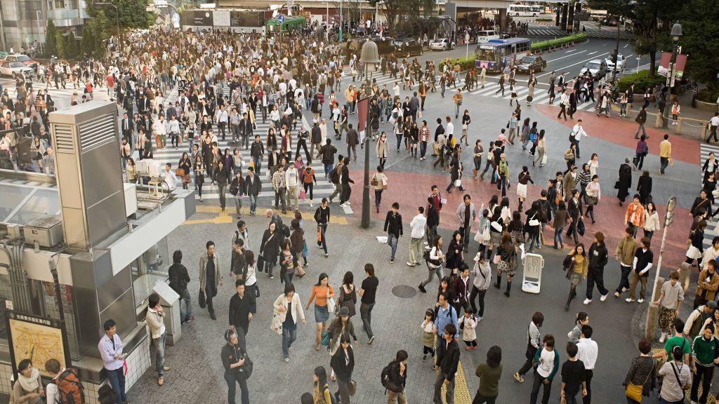 Encontrar a Alba Reche en las calles de Tokio
