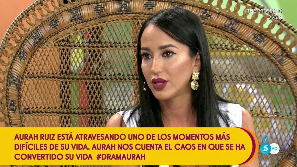 Aurah Ruiz ha superado una mala racha