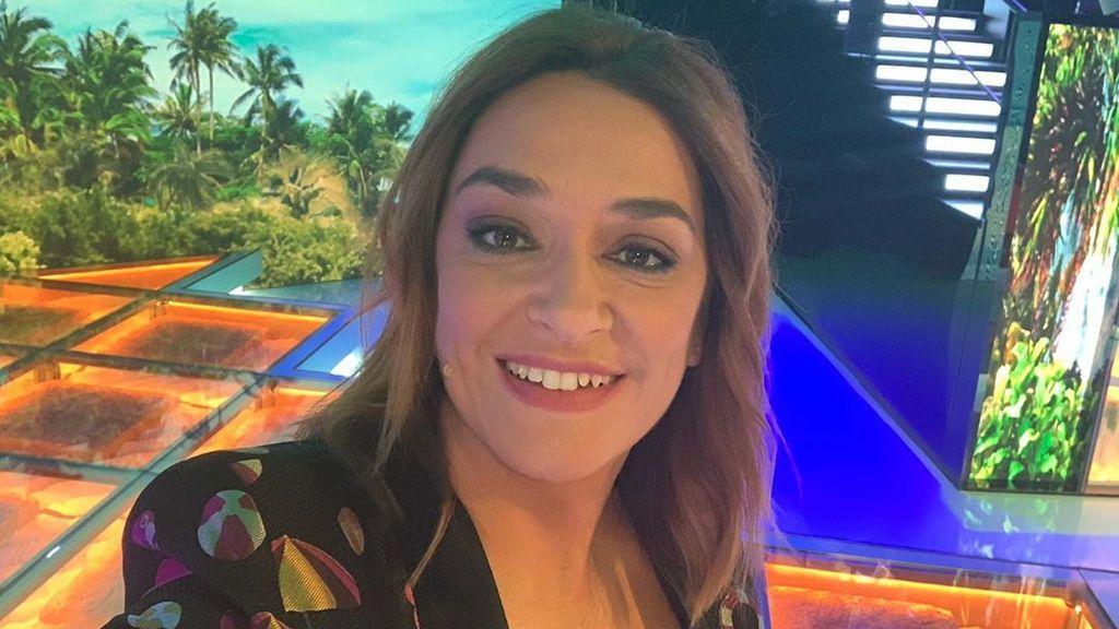 Toñi Moreno acaba en el hospital por un accidente