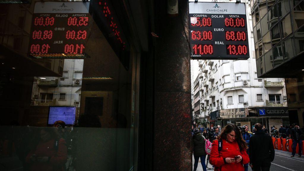 La banca española es la más expuesta a Argentina