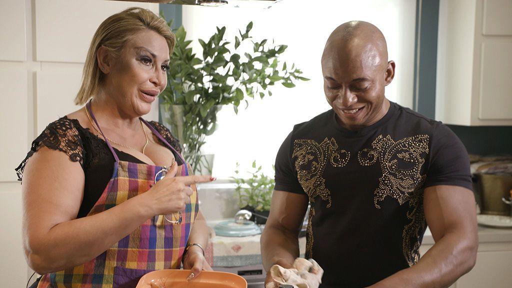 Raquel Mosquera inaugura la nueva edición de 'Ven a cenar conmigo, Gourmet Edition' como primera anfitriona