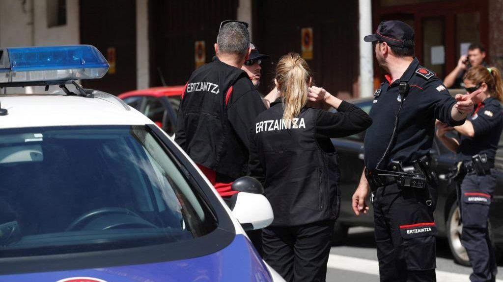Detienen a un hombre por presunto homicidio tras la muerte de un anciano en una pelea vecinal en Santurtzi