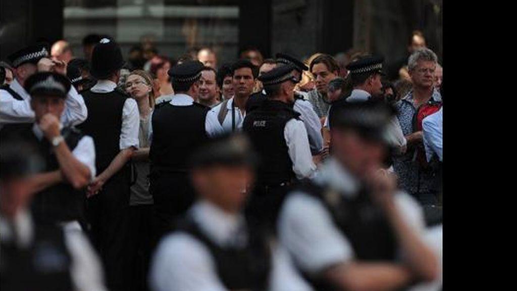 Muere un hombre apuñalado en el noroeste de Londres