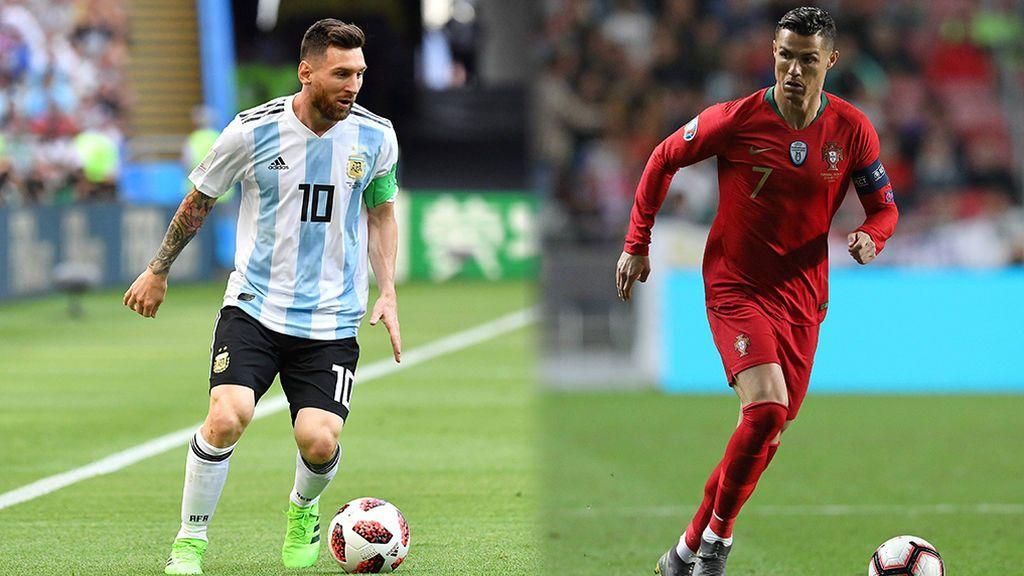 """Cristiano: """"La diferencia con Messi es que he ganado la Champions con clubes diferentes"""""""