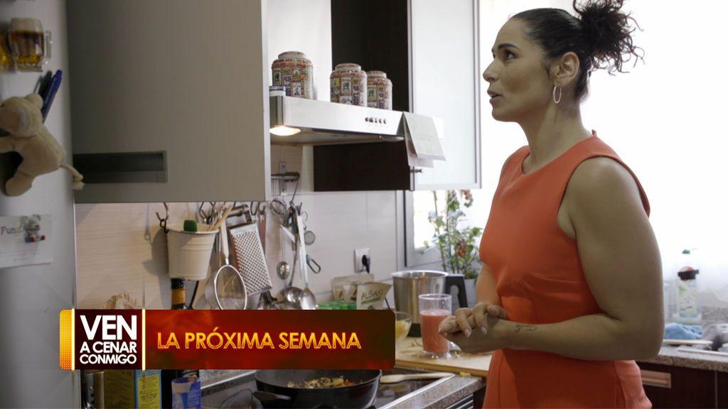 Rosa López no triunfa con su menú vegano, en el próximo programa