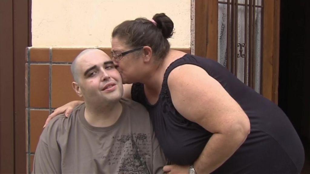 Teo sigue su lucha contra la obesidad y ya ha perdido 200 kilos de los 385 que llegó a pesar