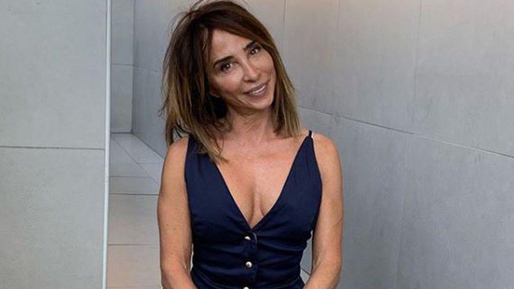 "María Patiño 'Sálvame', atacada por su último posado veraniego, responde a las críticas: ""Sin comentarios"""