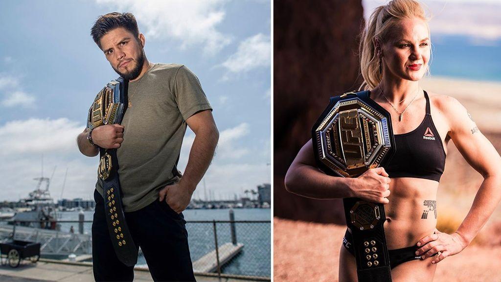 Henry Cejudo quiere convertirse en el primer 'campeón intergénero' de la UFC y reta a Valentina Shevchenko