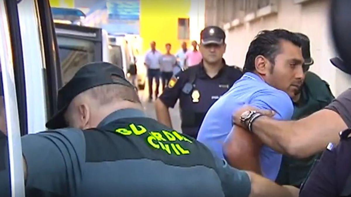 El acusado de apuñalar al policía local de Punta Umbría padece trastorno mental según el Informe Forense
