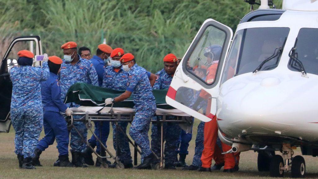 """La policía de Malasia cree """"bastante probable"""" que el cadáver hallado sea el de la joven irlandesa de 15 años"""