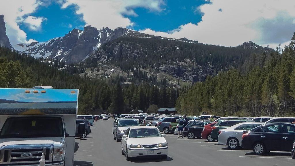 El plástico llega en forma de lluvia: hallan restos a más de 3.000 metros en el Parque Nacional Rocky Mountain