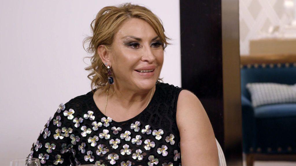 Raquel se emociona recordando su relación con Pedro Carrasco