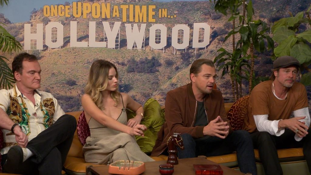 """Tarantino: """"Cuando hago una película me muestra desnudo"""""""
