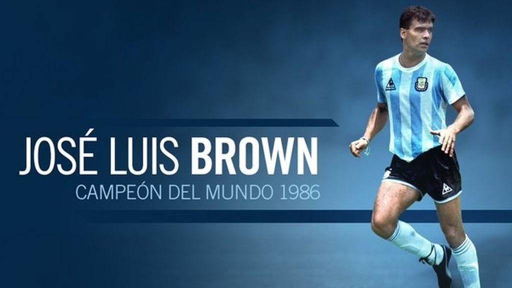 Fallece 'Tata' Brown, campeón del mundo con Argentina en 1986
