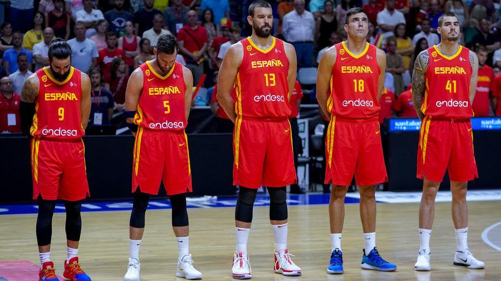 La FIBA sitúa a España como cuarta favorita para la Copa del Mundo; EEUU la primera, seguida de Serbia y Grecia