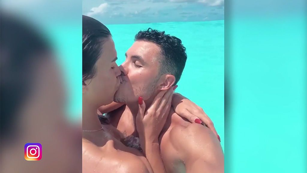 La 'dolce (y pasional) vita' de Kiko Jiménez y Sofía Suecun