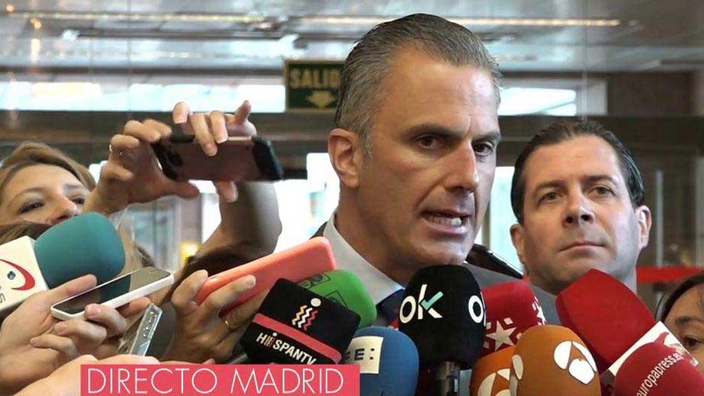 """Javier Ortega Smith, Sec. General Vox: """"Vox siempre cumple con lo prometido en campaña"""""""