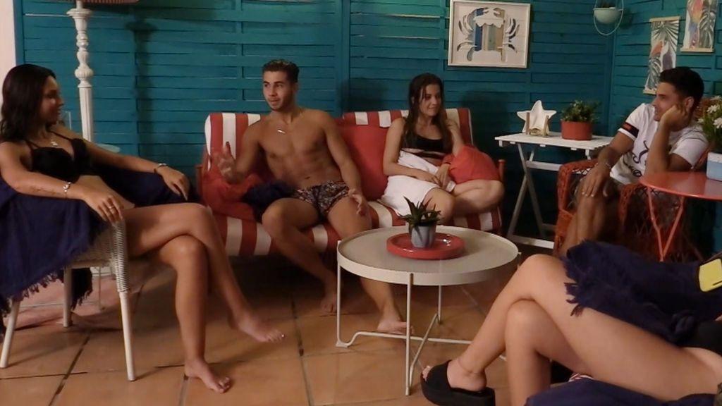 Sara y Marco no descartan tener una cita y provocan el enfado de Miguel