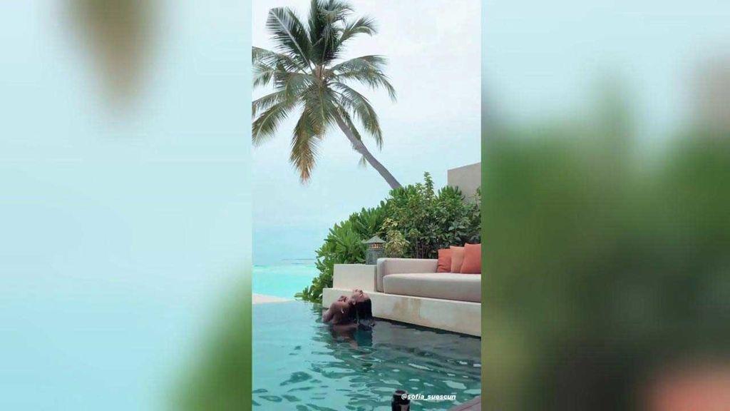 Así es el exclusivo resort en el que Kiko y Sofía descansan en Maldivas