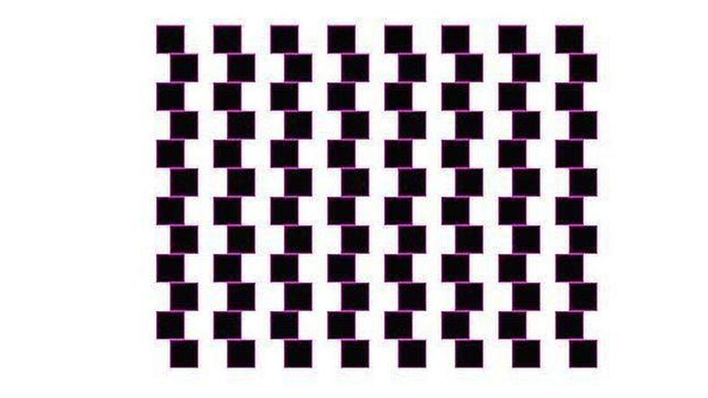 La historia que desconocías de esta ilusión óptica