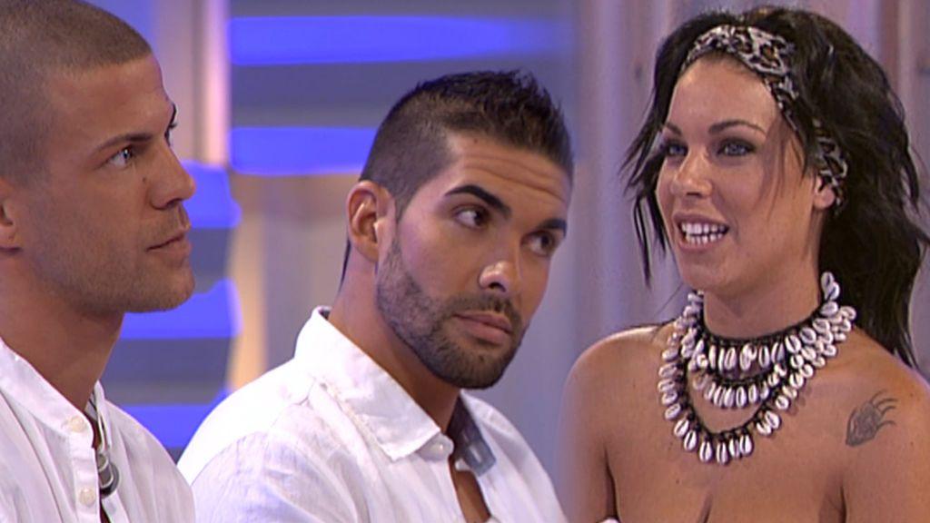 Sonia eligió a Álex en su final hace ocho años
