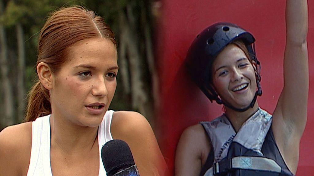 Tamara Gorro participó en 'Guaypaut' hace 10 años