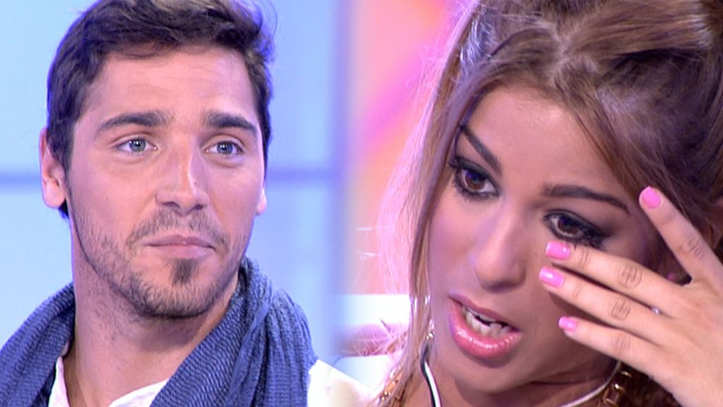 Álex Guijo fue pretendiente de Oriana