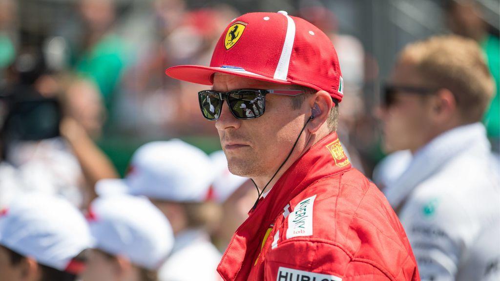 """Kimi Raikkonen se sincera: """"Bebí durante 16 días seguidos y no fue la única vez"""""""