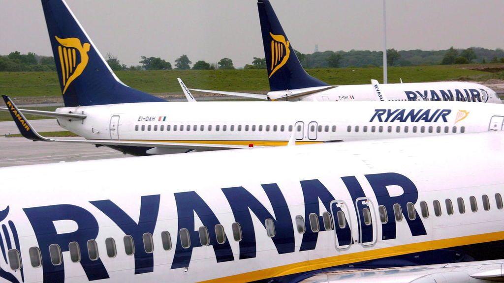 Los tripulantes de cabina de Ryanair en España convocan 10 días de huelga en septiembre