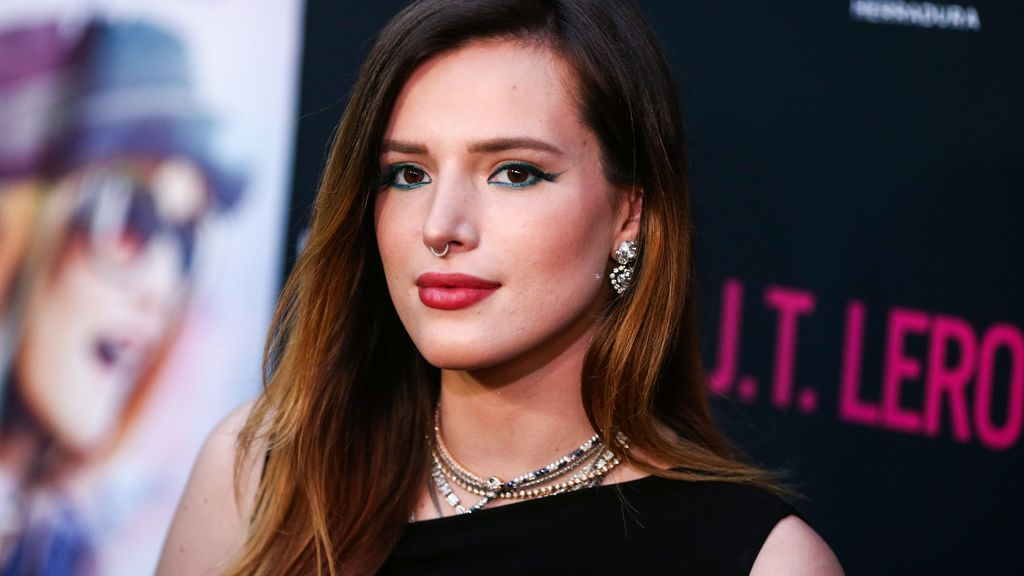 La ex estrella de Disney Bella Thorne anuncia su incursión en el mundo del porno