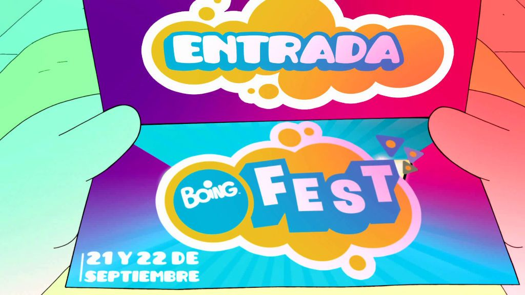 Llega el mejor festival infantil del año, ya está aquí el BoingFest