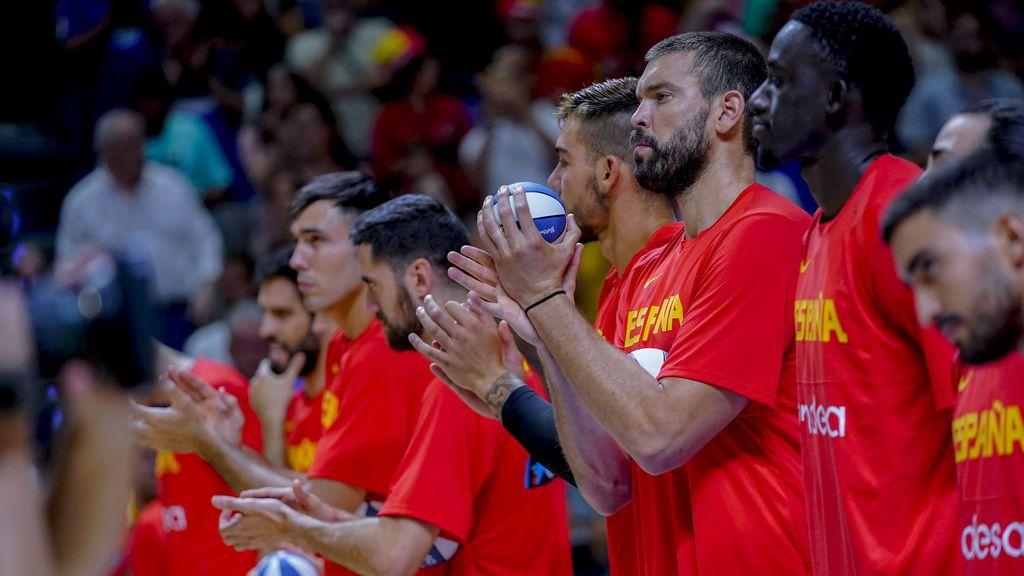 Horario de los partidos de España en la primera fase de la Copa del Mundo FIBA