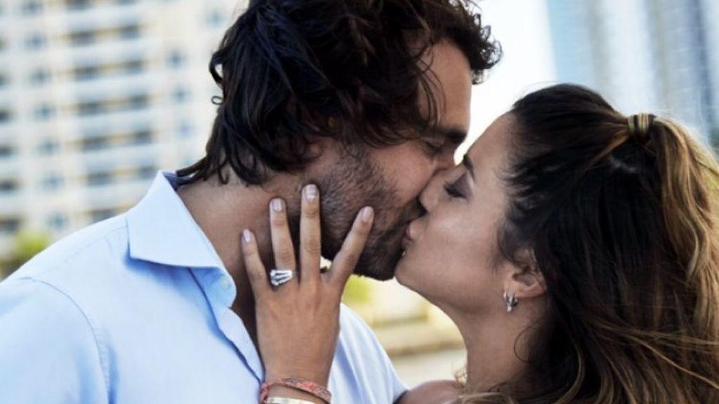 """Elena Tablada celebra su primer año de casada con Javier Ungría: """"El hombre de mi vida"""""""