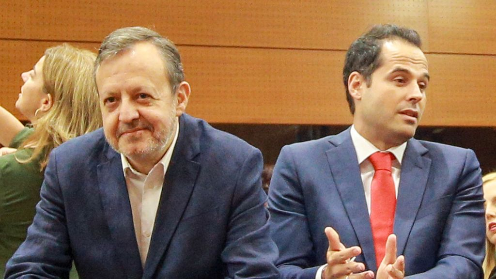 El diputado Alberto Reyero será el nuevo consejero de Políticas Sociales de la Comunidad de Madrid