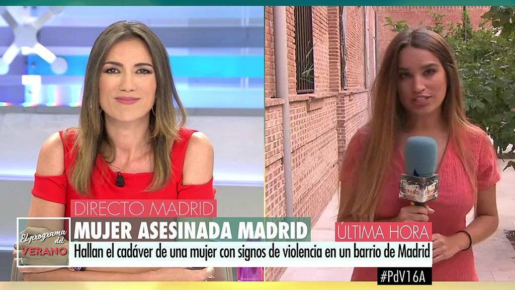 Hallan el cadáver de una mujer con signos de violencia en el barrio madrileño de Tetuán