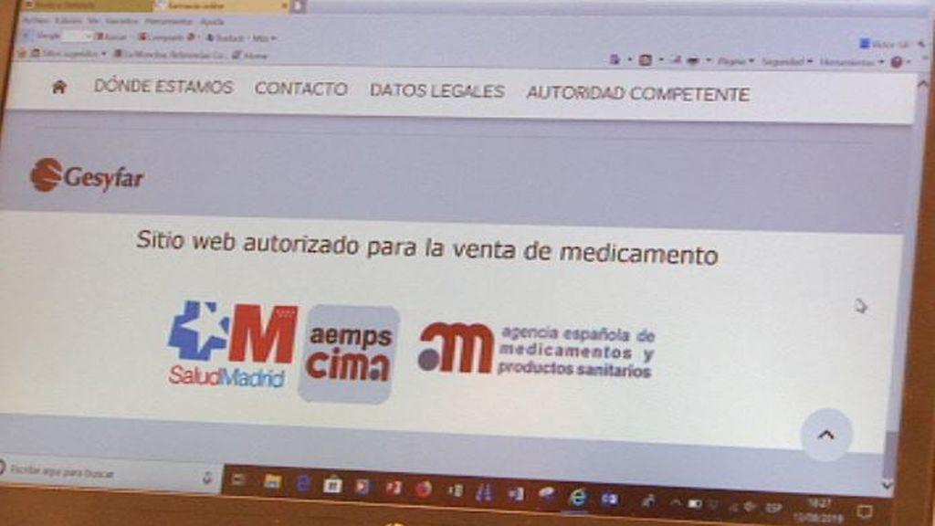 La Agencia Española del Medicamento investiga a varias webs y apps por intermediar en la venta online de medicamentos