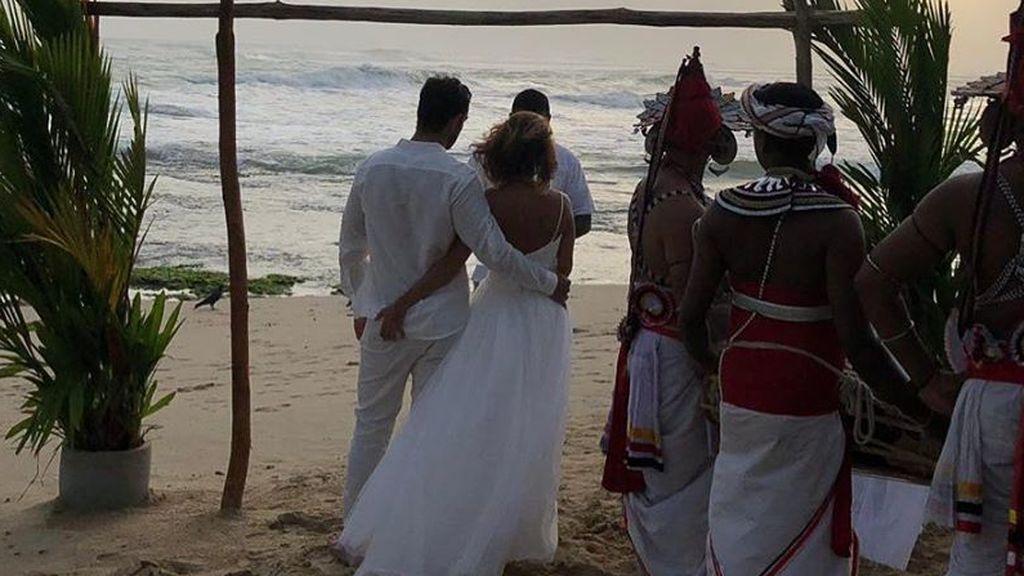 Gustavo González y María Lapierda opinan de la boda de Patiño