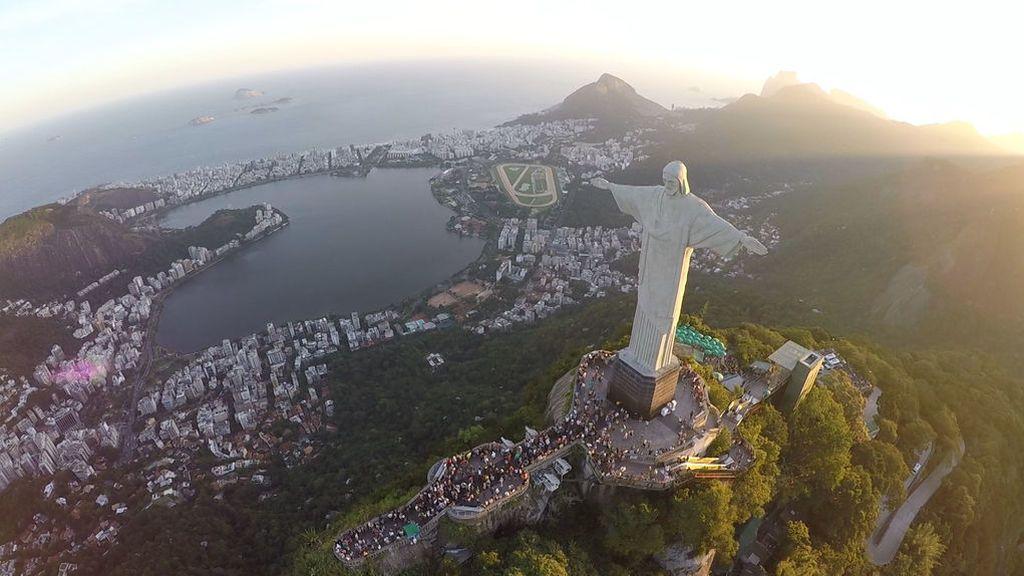 'Viajeros Cuatro' viaja a Río de Janeiro