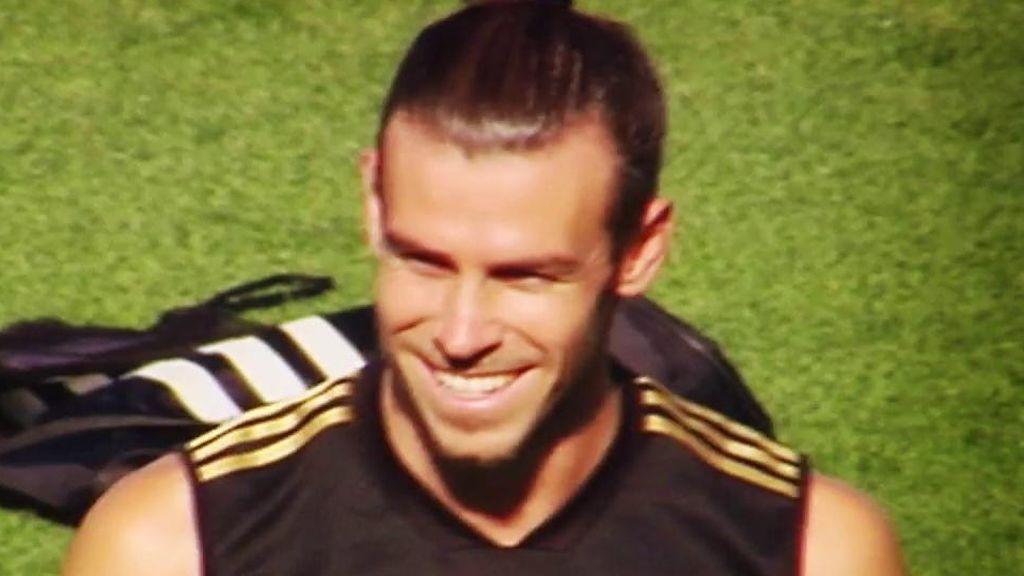 El cambio de actitud de Bale que gusta a Zidane