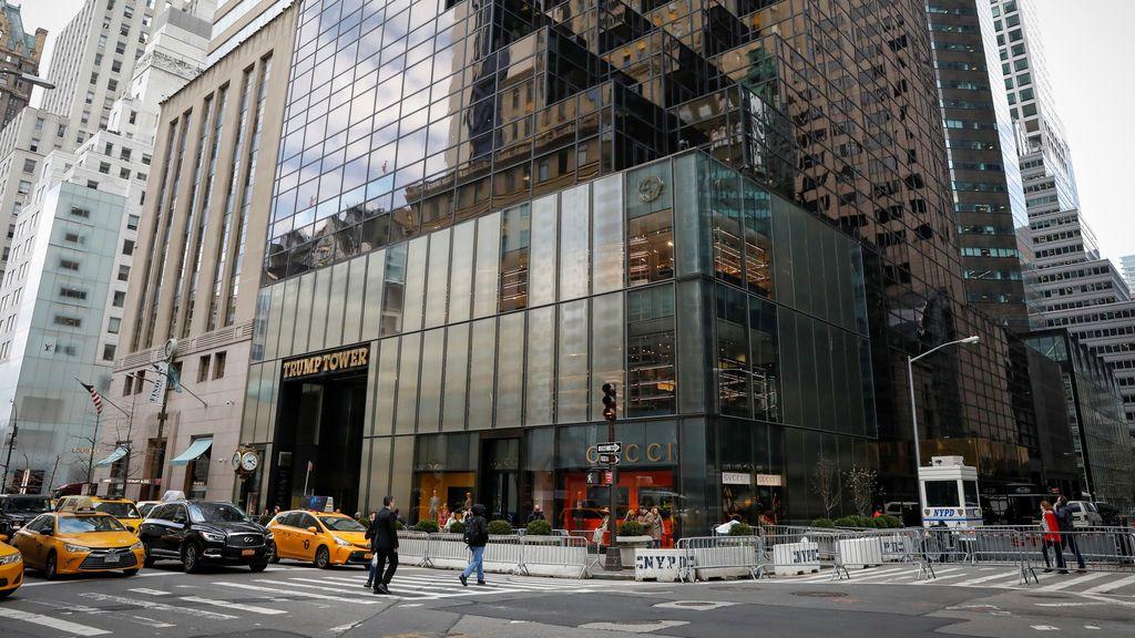 Piden en Internet dar el nombre de Barack Obama al tramo de la 5ª Avenida donde está la Torre Trump