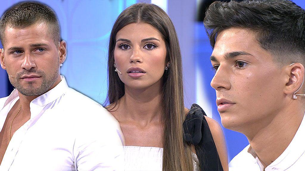 Jenni y Martí se encuentra tras romper: reproches, secretos y Albert posible causante de la ruptura