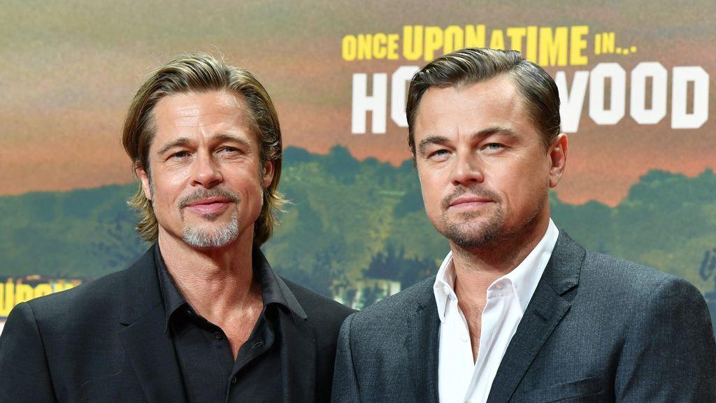 Brad Pitt vs. Leonardo DiCaprio: solo uno puede ser 'el actor del año' y tienes que elegirlo tú