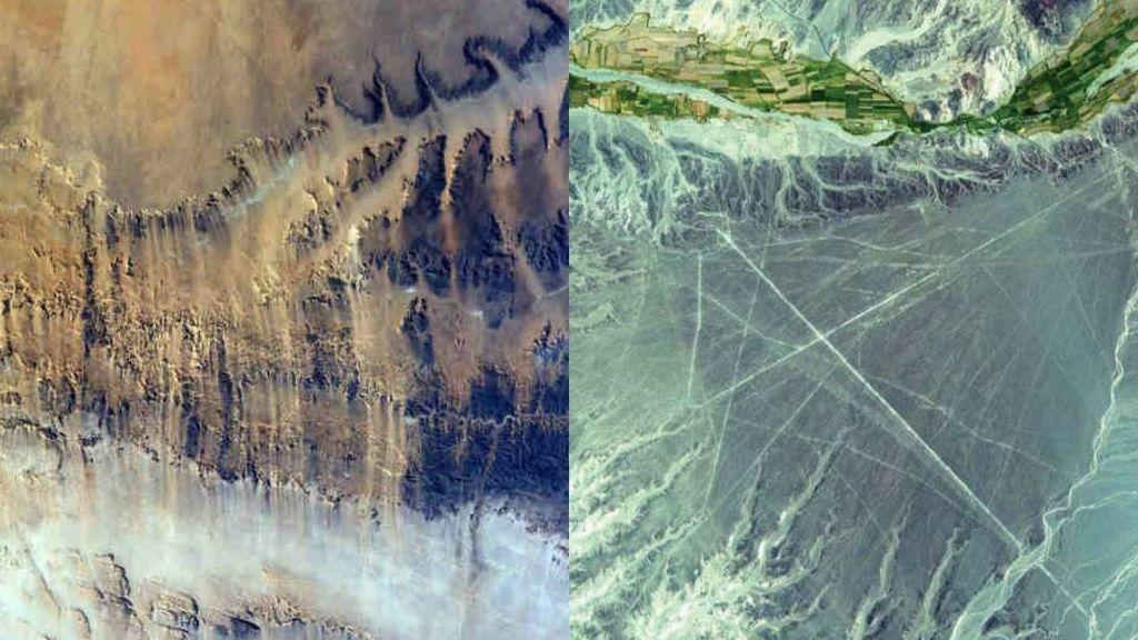Como si fuera un mundo extraterrestre: la NASA publica imágenes nunca vistas de nuestro planeta