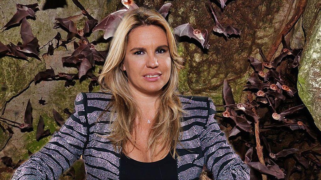 La mayor fobia de Carmen Porter: relata los tres ataques sufridos por murciélagos