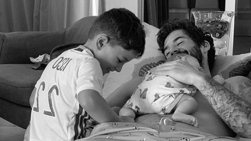 """La felicitación más especial de Isco y Sára Sálamo a su hijo Francisco: """"Cinco añitos dándonos alegrías"""""""
