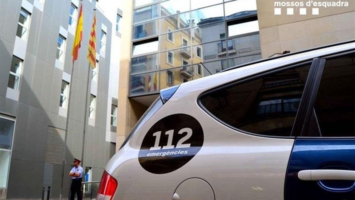 Ingresado en el hospital un turista alemán agredido en un robo en la Barceloneta