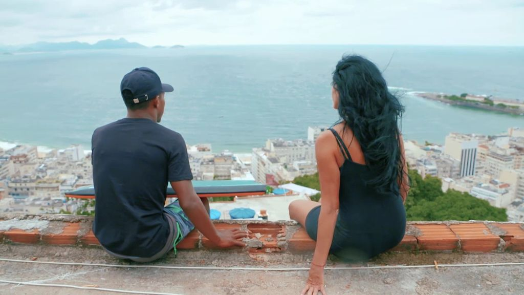 'Viajeros Cuatro' se adentra en las favelas para descubrir las mejores vistas de todo Río de Janeiro