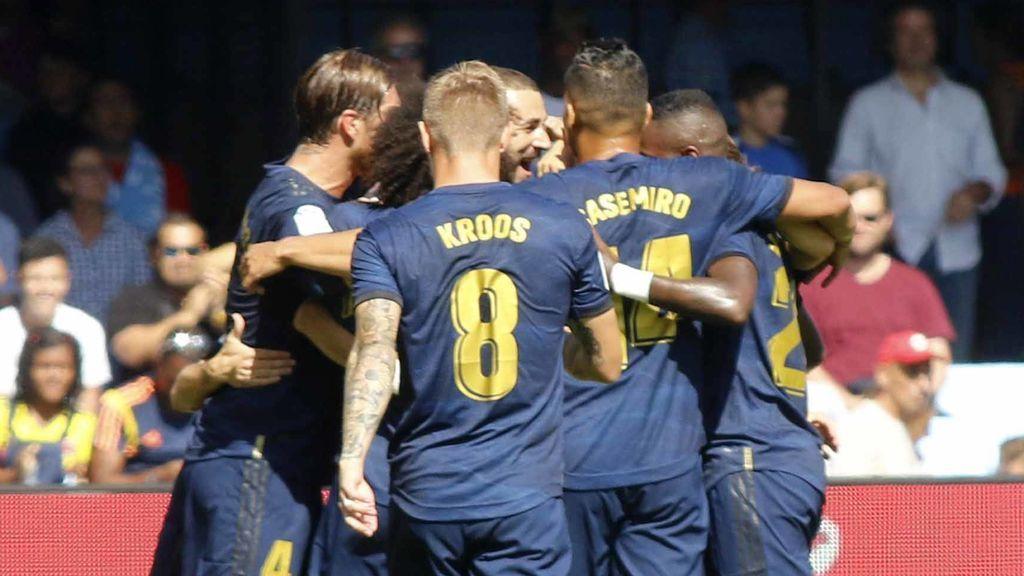 El Real Madrid acaba con las críticas de la pretemporada